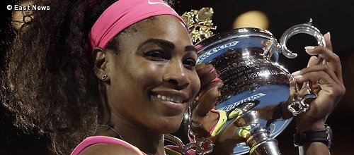 Serena w pogoni za Graf, Keys jak Stephens i Bouchard - podsumowanie Australian Open kobiet