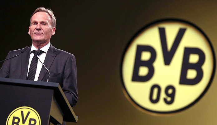 Hans-Joachim Watzke wystosował apel do kibiców Borussii Dortmund - WP SportoweFakty