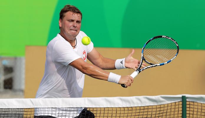 ATP Eastbourne: Marcin Matkowski i Maks Mirny awansowali do ćwierćfinału - WP SportoweFakty