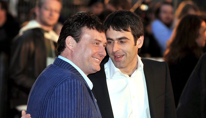 Jimmy White i Ronnie O'Sullivan
