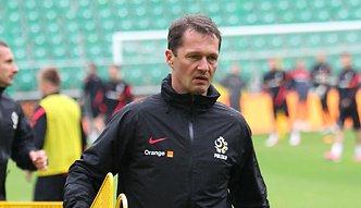 Jacek Zieliński nie jest już trenerem piłkarskiej reprezentacji U-20