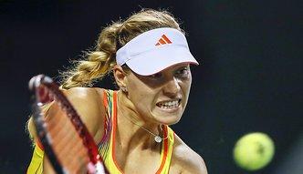 WTA Stanford: Nieudany start Karoliny Woźniackiej, Andżelika Kerber rywalką Radwańskiej