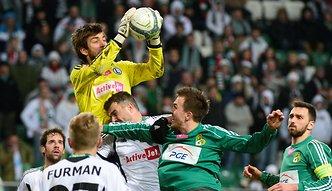 Zobacz najciekawsze fragmenty meczu Zoria - Legia