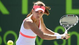 WTA Cincinnati, 1. runda: Agnieszka Radwańska - Anna Schmiedlova (mecz)
