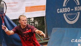 Challenger Mouilleron-le-Captif: Andriej Kapaś i Błażej Koniusz w ćwierćfinale debla