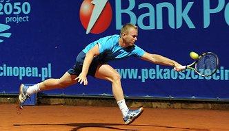 ITF Poznań: Panfil pokonał Koniusza w półfinale singla, Polacy przegrali finał debla