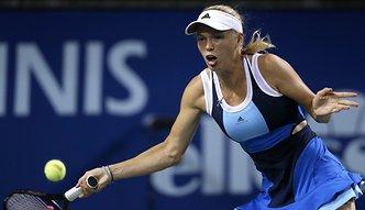 US Open: Wielka noc Petry Cetkovskiej, Czeszka wyeliminowała Karolinę Woźniacką!