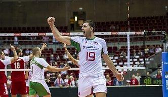 Bułgar zawstydził przeciwników. Punkty, bloki, asy 1/3 finału Ligi Mistrzów