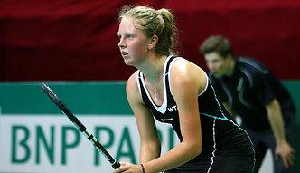 ITF Toruń: Już bez Polek w singlu, Magdalena Fręch w finale gry podwójnej