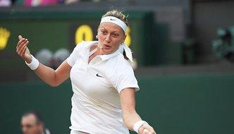 Wimbledon: Ekspres Petra Kvitova w III rundzie, porażka Jekateriny Makarowej