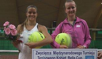 ITF Toruń: Zuzanna Maciejewska w drugiej rundzie