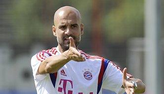 Guardiola przed HSV: Już się nie denerwuję