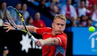 Cykl ITF: Panfil ograł finalistę juniorskiego Rolanda Garrosa, kolejna znajoma twarz na drodze Majchrzaka