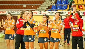 Przełamanie kielczanek - relacja z meczu Korona Handball Kielce - KPR Kobierzyce