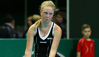 Cykl ITF: Magdalena Fręch w ćwierćfinale, Anna Korzeniak bez powodzenia
