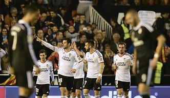 El. LM: Valencia CF wyprzedza AS Monaco, mistrz Albanii nie sprawił sensacji