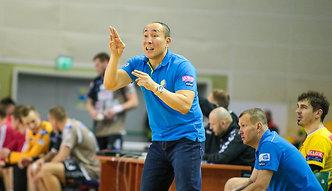 Puchar Polski: Talant Dujszebajew w szatni po meczu (wideo)