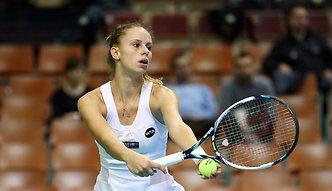 US Open: Magda Linette lepsza w polskim meczu