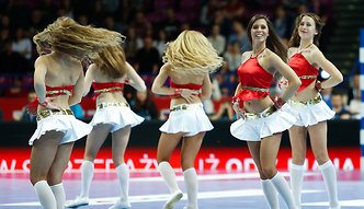 Bell Arto Cheerleaders na turnieju Final Four Pucharu Polski 2015 (zdjęcia)