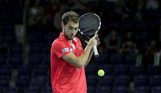 ATP Cincinnati: Dołgopołow ponownie lepszy od Jerzego Janowicza. Polak znów spadnie w rankingu