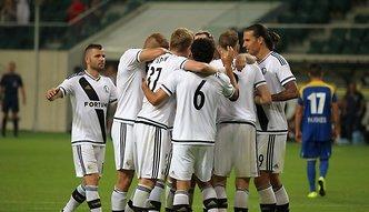 El. LE: Zoria - Legia (skrót meczu)
