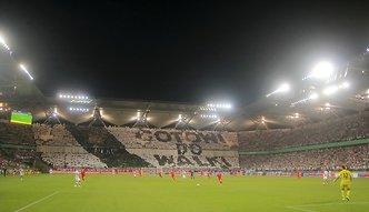 Kibice na meczu Legia Warszawa - Zoria Ługańsk (fotorelacja)