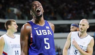 Serbia - USA: Durant kradnie show. Osiem punktów niespełna minutę!