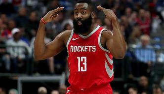 Rockets nie dali szans Warriors