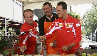 Michael Schumacher w rezydencji na Majorce