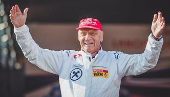 Dobre wieści z Austrii. Niki Lauda wrócił do domu