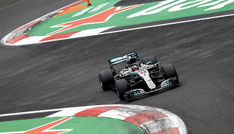 Widmo kary nad Lewisem Hamiltonem.