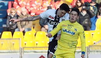 Gol Stępińskiego dał Chievo remis