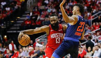 58 punktów Hardena i porażka Rockets
