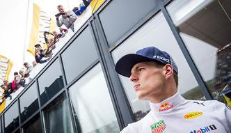 F1: Mercedes nie chce transferu Verstappena. Toto Wolff wyśmiał plotki na ten temat