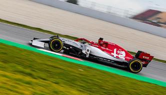 F1: Antonio Giovinazzi z podobnym problemem jak Robert Kubica.