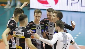 Czarni piątą drużyną sezonu w Pluslidze