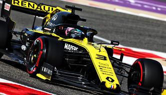 Daniel Ricciardo akceptuje krytykę