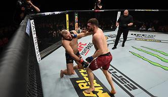 UFC: kolejny nokaut Oleksiejczuka!