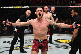 Pewne zwycięstwo Jotki na UFC w Rosji
