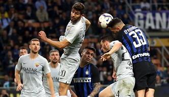 Inter dopadł Romę i pomógł wrogowi