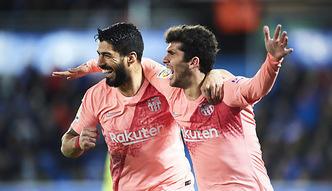 FC Barcelona o krok od mistrzostwa