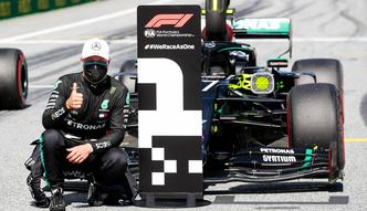 Bottas ma zostać w Mercedesie