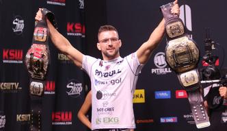 Gamrot potwierdził kontrakt z UFC