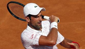 Rzym: Djoković wygrał pierwszy mecz