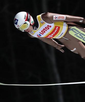 Kamil Stoch stracił podium przez noty