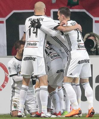 Mecz na szczycie Lotto Ekstraklasy!