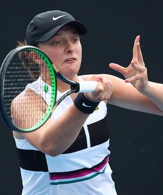 Australian Open: Giorgi nie dała szans Świątek