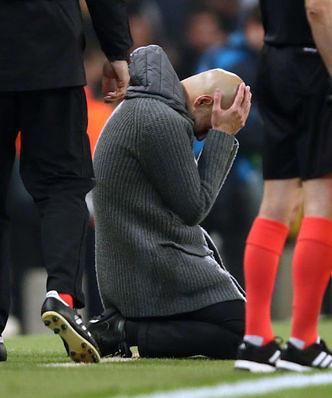 Pep Guardiola: To było okrutne