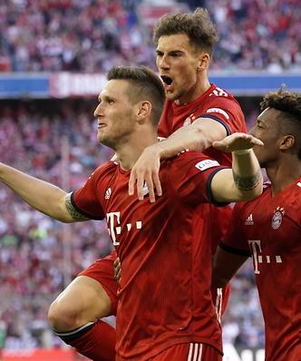 Skromna wygrana Bayernu