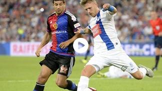 EL. LM: FC Basel – Lech Poznań (mecz)